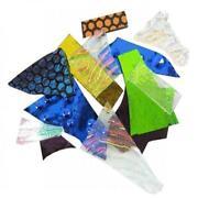 Dichroic Glass Pieces