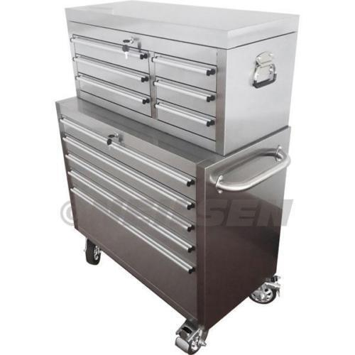 New Neilsen 36 Stainless Steel Tool, Stainless Steel Tool Cabinet