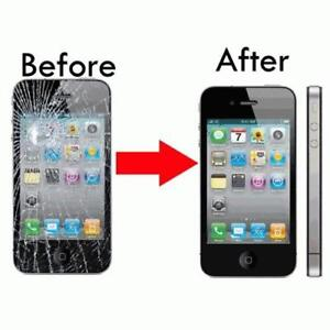 IPHONE 4/4S/5/5C/5S/6/6+/6S/6IPHONS+ SCREEN FIX IN STORE SPECIAL
