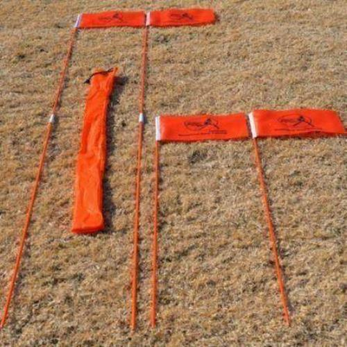Pro Pull Disc Golf Practice Poles   Improve Disc Golf Accuracy & Consistency