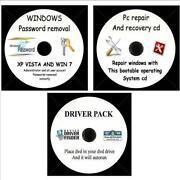 Computer Repair Disc