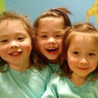 Family of triplets ! - Nanny Wanted