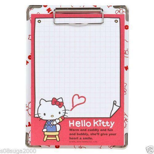 9a048a1dcbd5 Hello Kitty Stationary