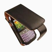Blackberry Curve 8520 Leather Case