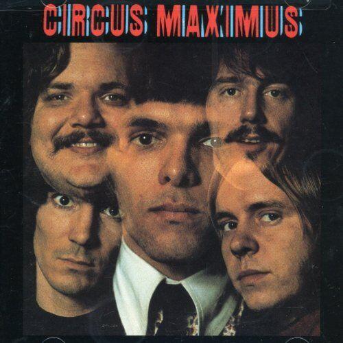 Circus Maximus - Circus Maximus [New CD]