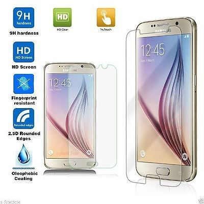 The Worlds Best Premium Tempered Glass Screen Protector For Samsung S6
