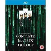 Matrix Blu Ray Box Set