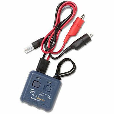 Fluke Networks 262003al Pro3000 Tone Generator W Algtr. Clips Rj11