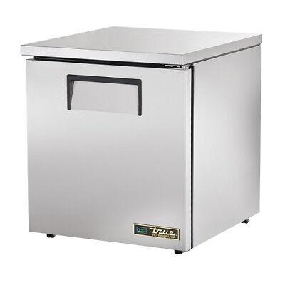 True Tuc-27-lp Low Profile Undercounter Refrigerator 6.5 Cu. Ft. Left Hinged