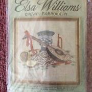 Elsa Williams Crewel