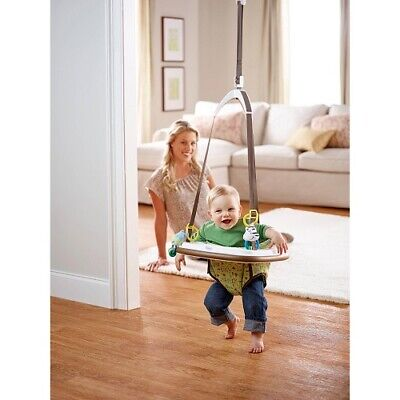 Baby Jumper Swing Seat Jumping Infant Bouncer Doorway Toy Door Jump Play Home