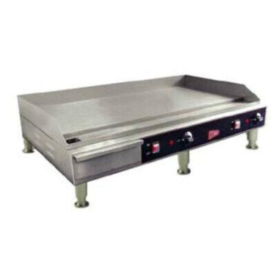 Grindmaster-cecilware El1636 36 Countertop Medium Duty Electric Griddle