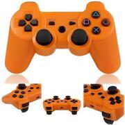Orange PS3 Controller