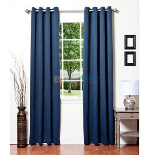 Micro Suede Curtains Ebay