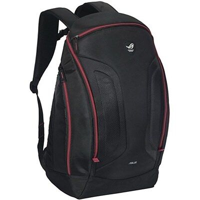 NEW Official ASUS ROG Republic of Gamers SHUTTLE Gaming Backpack (2016 Model)