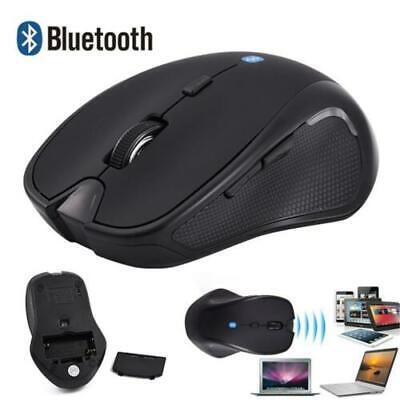 Wireless Bluetooth Maus V3.0 Optische Mouse 1600dpi F.Laptop PC Wins Mac