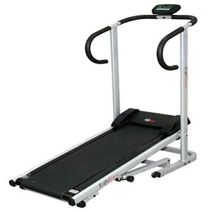 Lifeline -treadmill manual foldable run jogger machine 4 home gym fitness body