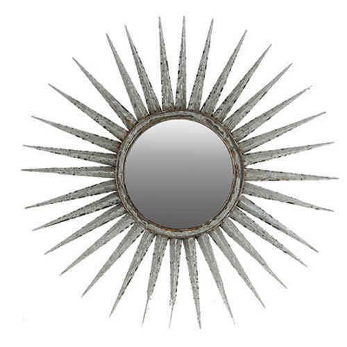 Sunburst Wall Mirror a&b home group inc henley sunburst wall mirror | ebay