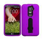 Purple Case for LG G2