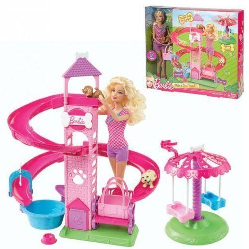 barbie mit hund ebay. Black Bedroom Furniture Sets. Home Design Ideas