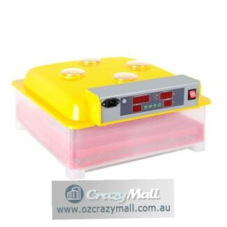 CE EMC Approved Automatic 60 Egg Incubator