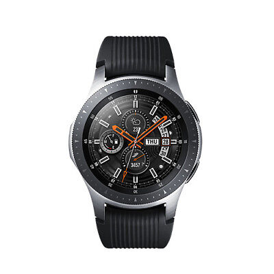 Samsung Galaxy Watch SM-R800 46mm Silver ship from EU garanz