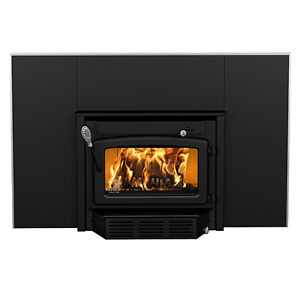 Need  installation of a wood burning fireplace insert