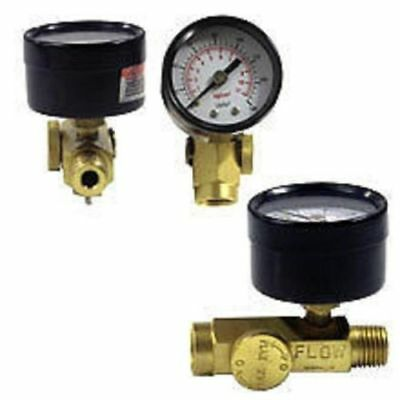 New Pneumatic Air Line Regulator And Pressure Gauge
