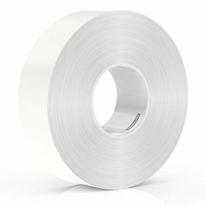 LLPT Double Sided White Carpet Tape 2.36 Inches x 60 Feet Removable Heavy Dut...