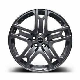 Range Rover Velar Alloy Wheels Kahn RS600 22 inch set of 4
