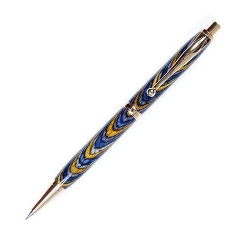 Comfort Pencil - Oceana Color Grain, 24kt Gold Plating