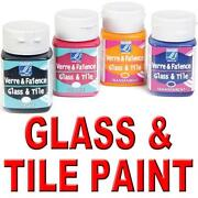 Opaque Glass Paint