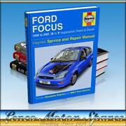 Ford Focus Diesel Haynes Manual