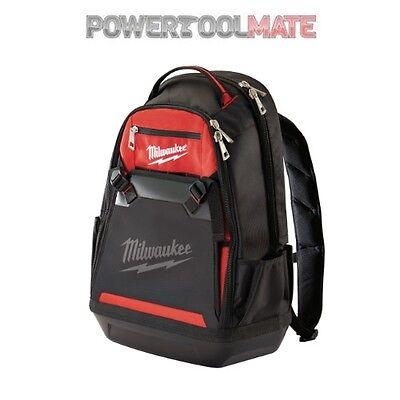 Milwaukee 48228200 Contractor's Heavy Duty Jobsite Backpack Rucksack