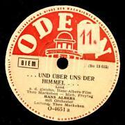 Hans Albers Schellack