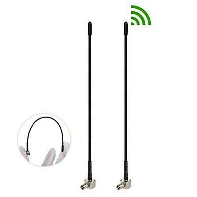 Soft Whip External TS9 Antenna Bingfu 4G LTE 3dBi  Verzion A
