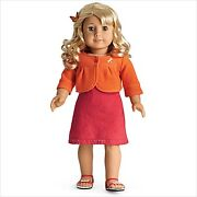 American Girl Lanie Doll New