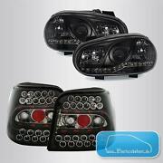 Golf 4 Scheinwerfer LED