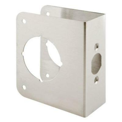 Prime Line Products U9590 Reinforcer Door Stainless Steel 1.