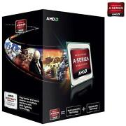 AMD Quad Core CPU