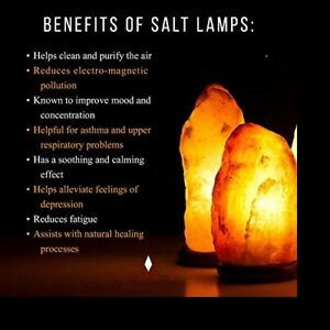 Christmas Special gift Pure and Natural Himalayan Salt Lamps