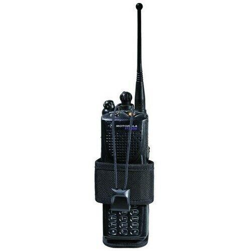 Bianchi 22803 Black 7323 Accumold Elite Group 2 Adjustable Radio Holder