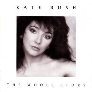 KATE BUSH The Whole Story CD BRAND NEW Best Of Greatest Hits