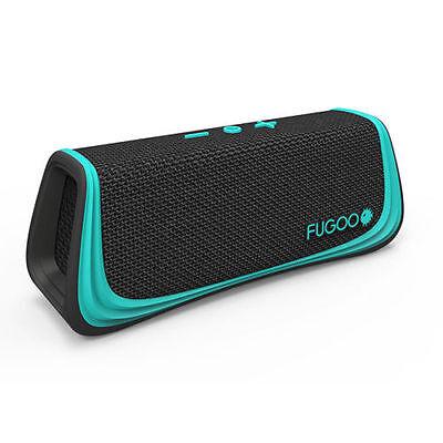 Fugoo Sport Rugged Bluetooth Waterproof Speaker F6SPKG01 w/ Mount Pack F6MPK01