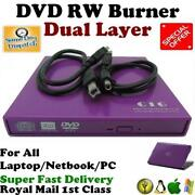 External Dual Layer DVD Writer
