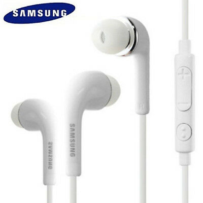 OEM Samsung In-Ear Earphones (EO-EG900BW) for Galaxy Note and S3 S4 S5 S6 S7 S8