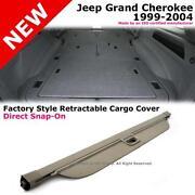 Jeep Grand Cherokee Cargo Cover