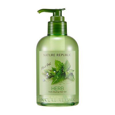 [Nature Republic] Hub Styling Hair Gel (Pump) 300ml