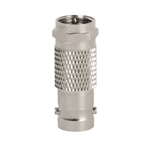BNC Female to F Male Adapter, Pack of 10