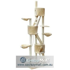 244cm Cat Tree Giant Scratching Post Gym House Melbourne CBD Melbourne City Preview